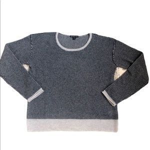 James Perse Cashmere Sweater Gray Size 2